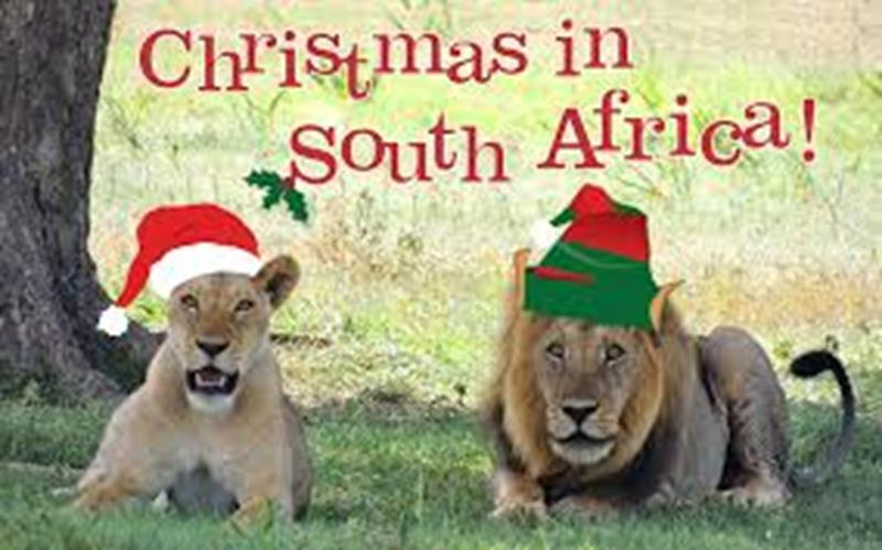 south african christmas - Christmas In South Africa